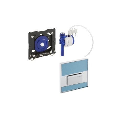 Geberit Sigma50 pneumatikus vizelde vezérlés